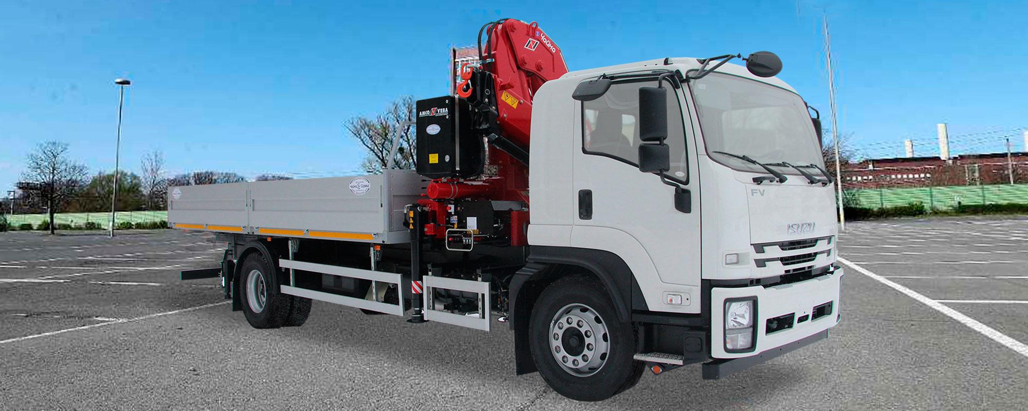 Перевозка грузов манипулятор